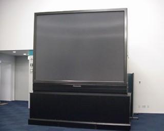 大型映像装置(A)143インチ
