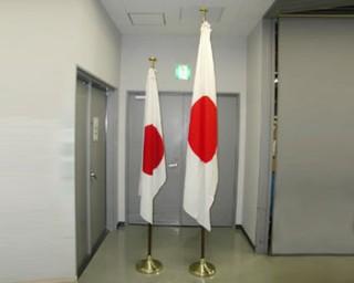 万国旗(屋内)