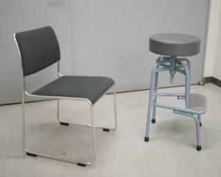 演奏者椅子