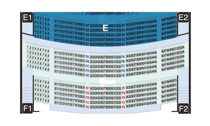 F-Seats 【510席】