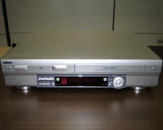 MiniDV/S-VHSプレイヤー